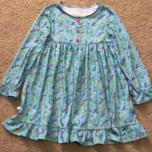 Wellie Wisher by American Girl Size 6 Nightgown